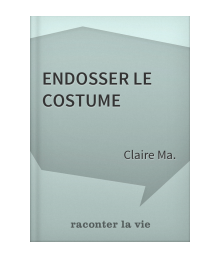 Endosser le costume